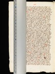 Ruler on page