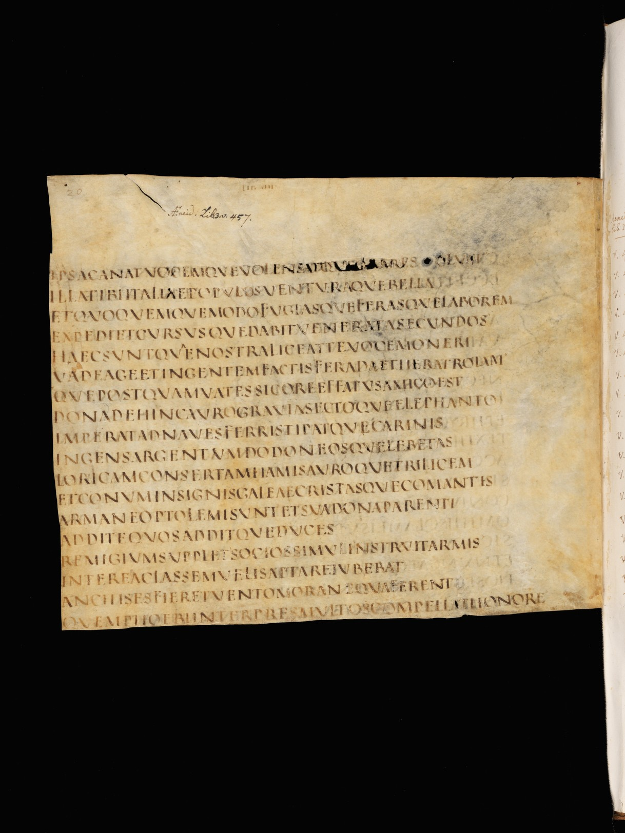 Cod. Sang. 1394, p. 20